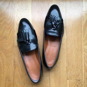 NWT Everlane Tassel Loafers